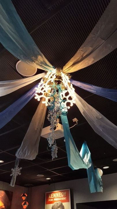 Sweet 16 Party Decor at The Nelson Event Center Cranston RI