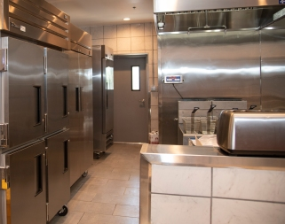 Our brand new state of the house kitchen