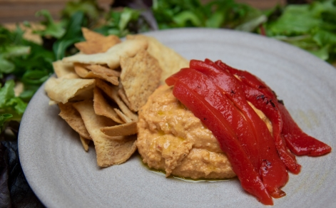 Catering - Hummus & Chips